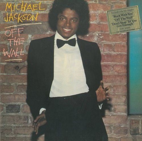 MICHAEL JACKSON Off The Wall Vinyl Record LP Epic 1979.